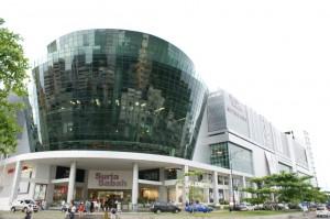 Malaysia Shopping centre