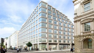 £5m Unitized Facade Package in Central London